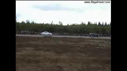 Peugeot 205 Turbo Vs Audi Tt Quatro