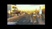 Прикольный розыгрыш водителя на пешеходном переходе