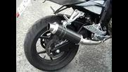 Kawasaki Z750 Mivv Exhaust System