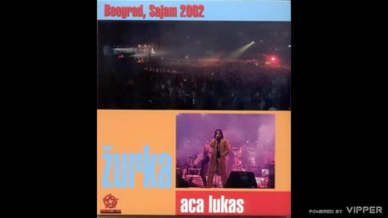 Aca Lukas - Za Esmu - live - 2002 Zurka Sajam - Music Star Production