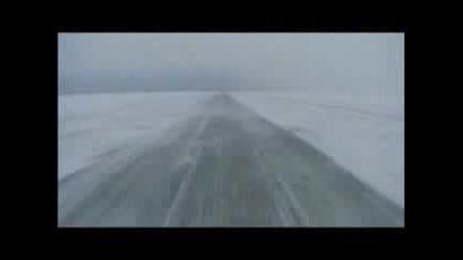 Най - Бързата Кола На Лед - 331kmh