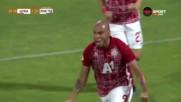 Голът на Мауридес срещу Локомотив Пловдив