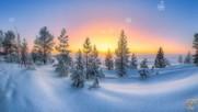 ... Залези през зимата ...