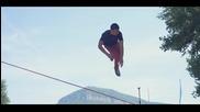 Супер готини трикове на Stackline - Екстремното въже