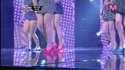 Sunny Hill - Darling of All Hearts @ M Countdown [ 20.06. 2013 ] H D