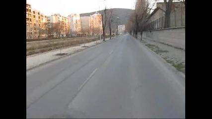 Маршрут - - Критериум - - Купа М.димов - Сливен - 1 май 2011г