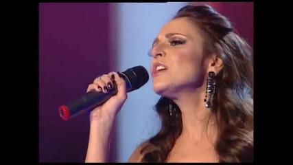 Ivana Turović - Ja nisam rođena da živim sama (Zvezde Granda 2011_2012 - Emisija 17 - 28.01.2012)