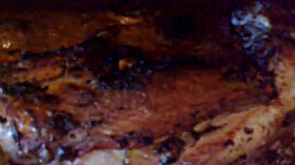 печен заек за Виликден 2015 г.