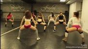 New twerk choreo by Dhq Fraules - Travis Porter -bring it back-