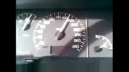 Renault Safrane Biturbo - Top Speed!!!