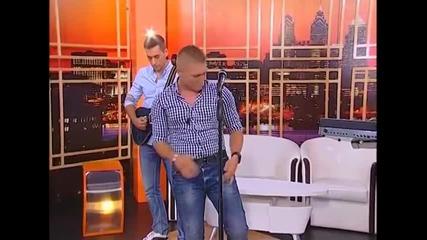 Robert Bijelic - Dodji mi pridji mi - Utorkom u 8 - (TvDmSat 2015)