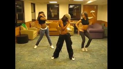 Момичета танцуват - Хип Хоп