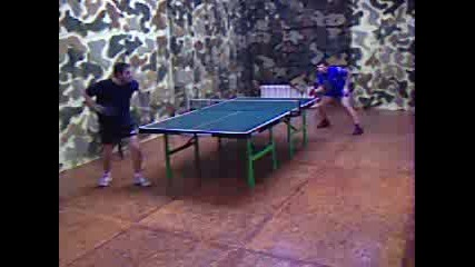 Bladefox - Dr. Neubauer Table Tenis