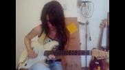 Талантливата Ева Вергилова ~ Metallica ~ Master of puppets