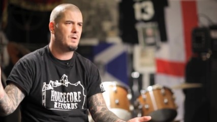 Hanging with Phil Anselmo