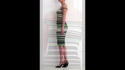 bote - Къса рокля Дона