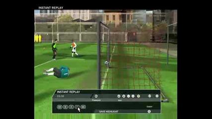 Fifa 09 bug