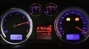 Vw Passat biturbo на dyno 300 км/ч