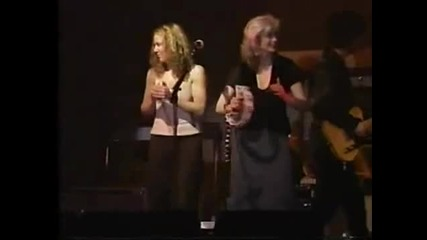 Sheryl Crow and friends - Not Fade Away