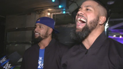 """The Usos claim SmackDown is the """"A"""" show after Kickoff victory: WWE.com Exclusive, Nov. 18, 2018"""