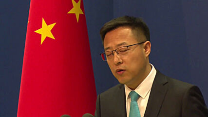 China: Beijing promises retaliation after US and UK take action over HK security law