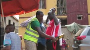 Nigerians Continue Voting, Despite Some Violence and Technical Hitches