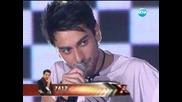 Иван Радуловски X Factor (24.10.13)