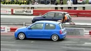 Clio Sport 182 vs Clio Williams
