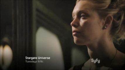Stargate Universe - 2x06 - Trial and Error Sneak Peek