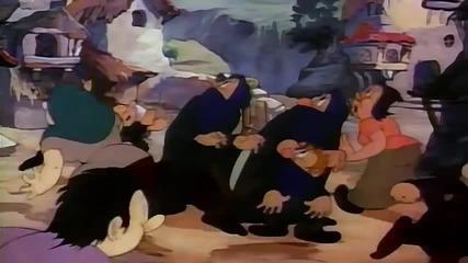 Gulliver's Travels / Пътешествият на Гъливер - Анимация (1939)