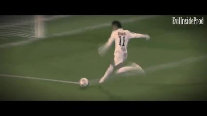 Neymar Da Silva (skills) part 2 Hd