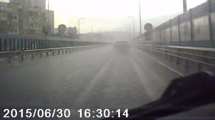 Много дъжд много нещо София 30.06.15