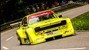 Opel Kadett C Coupe V8 Gtr - Holger Hovemann - Bergrennen Mickhausen 2014