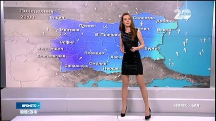 Прогноза за времето (15.12.2014 - сутрешна)
