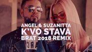 Angel & Suzanitta -K'vo stava brat 2018 REMIX