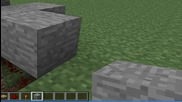 Minecraft-урок 1 (как да си направим автоматична врата)