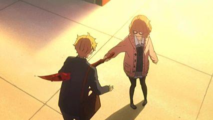 [easternspirit] Kyoukai no Kanata Episode 1 Bg Subs