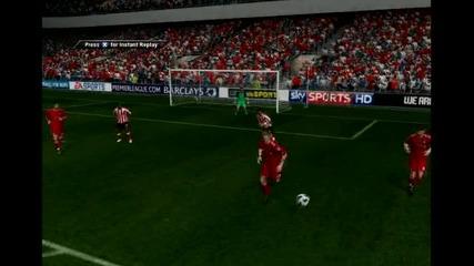 Fifa 2011 Много як гол