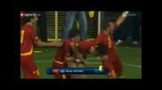 Смях - Вучинич си свали гащите след като вкара на Швейцария!1 - 0