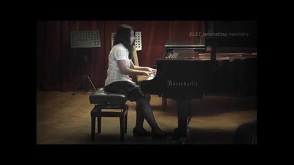 Йоанна Цветкова-пиано - Шопен- Ноктюрно оп.15 N 1