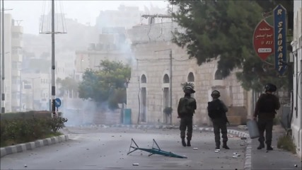 State of Palestine: Bethlehem rocked by clashes as IDF rain down tear-gas on protesters