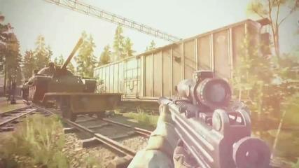 Battlefield 4 - Levolution Multiplayer Gamescom 2013 Trailer