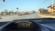 Превишена скорост - Долни Богоров