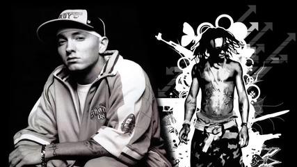 Eminem feat Lil Wayne - No Love Recovery Hd