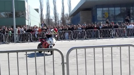 Ангиол Золтан стънт Пловдив 20.03.2010 част5