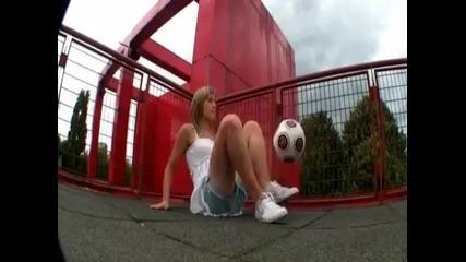 Какво правят жените с топките ...