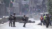 Сблъсъци между Израел и Палестина в Рамала