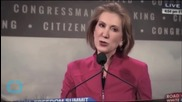 Silicon Valley is Supportive, Cautiously So, of Carly Fiorina's 2016 Bid
