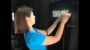 Инсталация помага на хора с увредено зрение да виждат светлина
