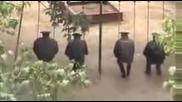 Руски полицайци си припомнят детските дни